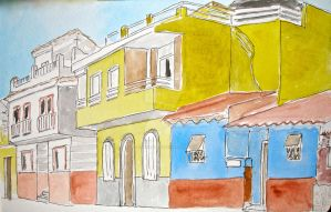 Calle Quitapenas 61-63 by runefroseth