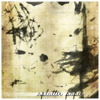 Splatter Paper by xxalice