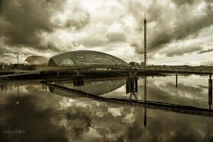 Glasgow Science Center by Creative--Dragon