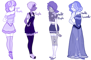 DISCOUNT! More Pearl Adopts [CLOSED] by Death2Eden