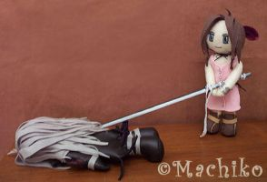 Sephiroth Cruelty by momoiro-machiko