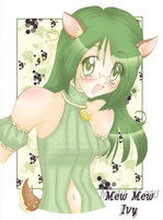 TMM - Mew Mew Ivy by Ai-Bee