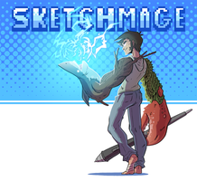 SketchMage Dan's Final Smash! by CauseImDanJones
