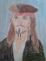 Captain Sparrow by niki1313