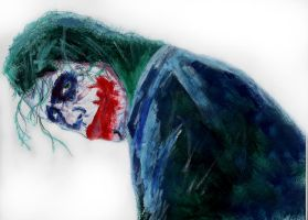 More Joker Painting by killero94