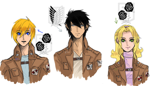 SHINGEKI NO KYOJINNNNNN (read in a dramatic voice) by Pharos-Chan