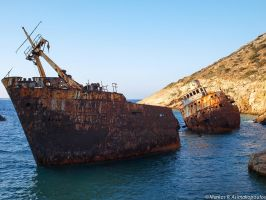 Sinking Rust by macrodger