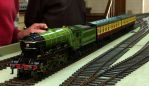 Lindsay Crow memorial Flying Scotsman by otherunicorn