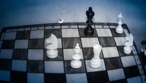 Check Mate by Cyberax666
