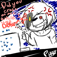 LAPTOP RAGE .:vent art:. by Piggy-The-PumpedPig