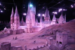 Hogwarts Model 7 by MissNuttyTree