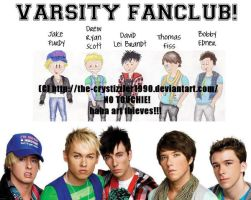 Varsity Fanclub are the SHIZZZ by The-Crystizzler1990