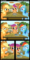 One special pie. by Coltsteelstallion