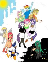 KH : tales of Equestria by Crydius