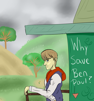 My Outlook of Ben. (Description) by Sherlovi