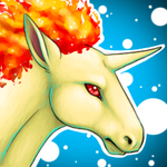 Rapidash by soulwithin465
