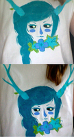 the shirt i made OH YES by ellecats