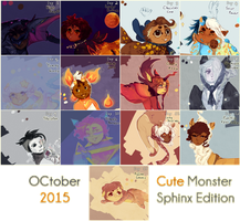 .:OCtober 2015:. [Open for Claims] by Pieology