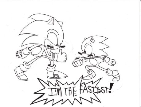 how sonic generations was born by ultrasupersonic