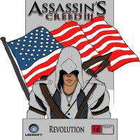 Assassins creed standee concept by CaptainApoc