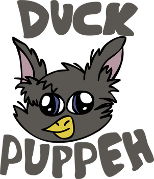 DUCK PUPPEH! by BritishBronyReviewer