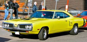 Dodge Coronet RT 1970-1 by cmdpirxII