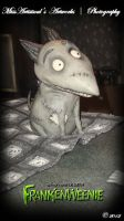 Sparky Figure III by MissArtistsoul
