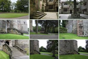 Skipton Castle 7 by Tasastock