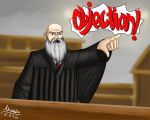 Defense attorney: Judge by MisiekPL