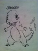 Charmander by The3rdwiseguy