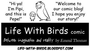 Bird comic strips for everyone! by emmil