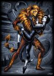 Rum Tum Tugger and Misto by Candra