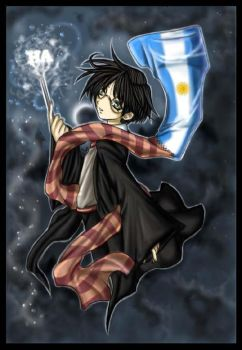 .:: Harry Potter ::. by Miriamele