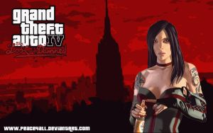 GTA IV Wallpaper by Peace4all