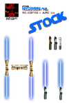 Stock:Star Wars Lightsabers 2 by Eat-Sith