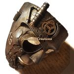 Steampunk Mask by diarment by Diarment