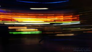City Lights - Panning Experiments - Part 5 by FeliDae84
