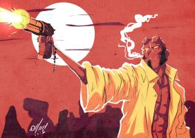 HellBoy by holako