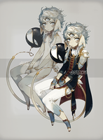 ::Adoptables:: Sphaerra A03 [closed] by Jotaku