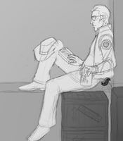 TF2 - Coffee and a Book by JadeRaven93