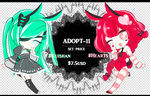 (Set price|CLOSE) ADOPT-11 by krianart