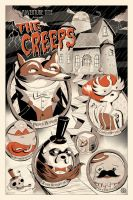 Adventure Time Presents The Creeps by rismo