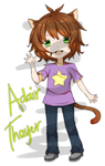 Commission: Adair Thayer by on-a-leash