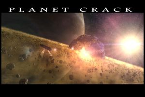 Planet Crack by bhippy