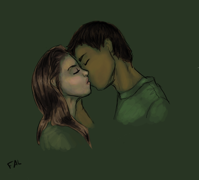 Isabella And Jake by falanne