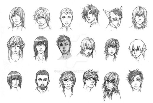 18 faces by dathron
