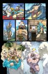 Fighting Evolution- ZANGIEF by UdonCrew