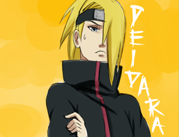 deidara is not amused by Freedomlastsforever