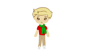 Niall Horan Chibi by GloriousCraftsxoxo