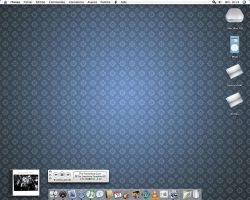 January 2006 Mac desktop by sa-ki